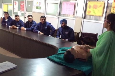 Basic Life Support Training II