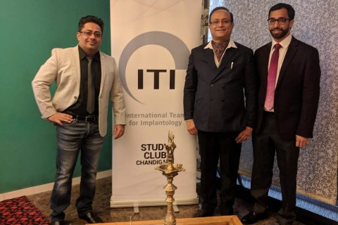International Team for Implantology Study Club Chandigarh 2